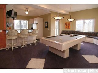 Before Pool Table room
